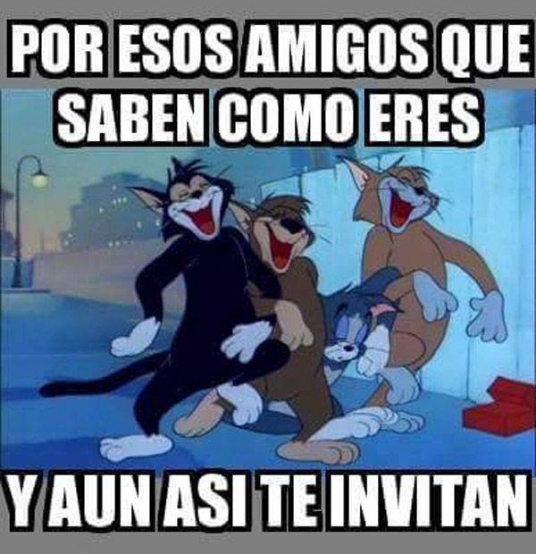 Los amigos saben como eres. #humor #risa #graciosas #chistosas #divertidas