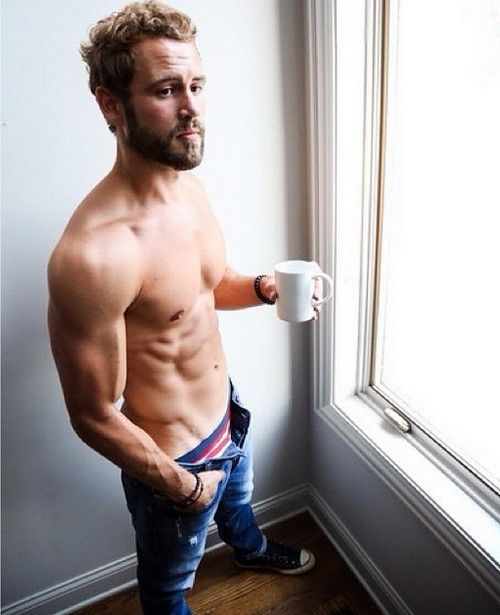 Mirror, mirror on the wall, whose picture deserves it all? Nick Viall's, of course! The Bachelorette 2015 suitor
