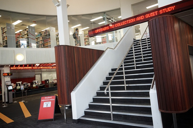 Griffith University - Nathan Campus Library