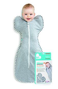 Love To Swaddle UP™ on markkinoiden ainoa kapalopussi, jossa vauvasi voi nukkua luonnollisessa uniasennossa kädet pään yläpuolella ja jalat haarallaan pussin sisällä.  Sen patentoidut siivet antavat pienokaiselle mahdollisuuden rauhoittaa itsensä takaisin uneen viemällä käden suuhun tai silittämällä hellästi poskea. Tämä kaikille vastasyntyneille luonnollinen tapa auttaa sekä vauvaasi että koko perhettä nukkumaan paremmin.