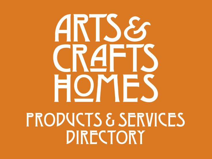Arts & Crafts Homes' directory of products and services to design, decorate and restore your unique Arts & Crafts Home.