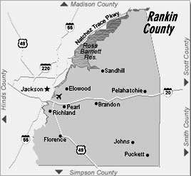 RANKIN COUNTY, Mississippi -Mississippi GenWeb Project