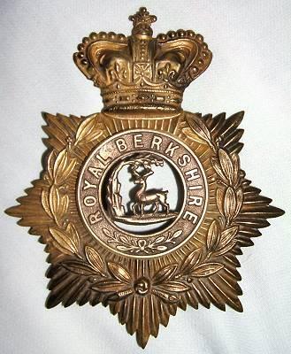 Royal Berkshire Military Badge