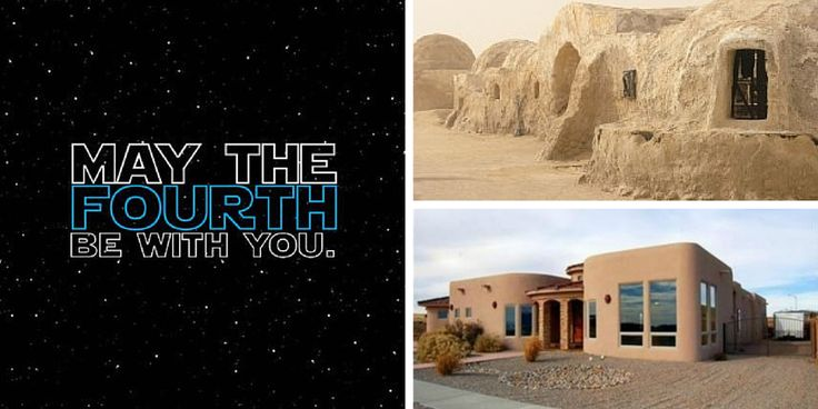 In honor of May the Fourth, we would like to wish you a Happy National Star Wars Day! Today we're tapping into the force to see how real estate professionals from our network would sell homes from across the galaxy.