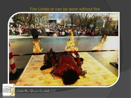 the fire or none fire limbo dance