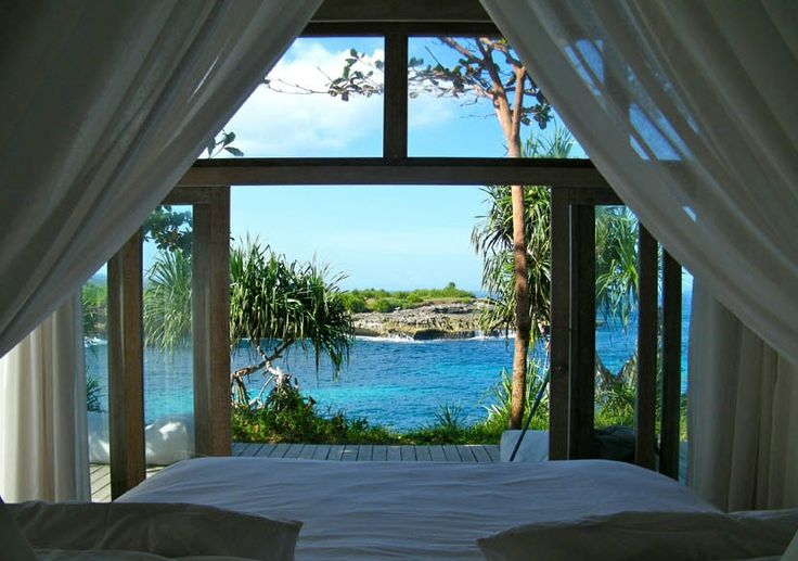 Island House View http://thelembongantraveller.com/islandhouse