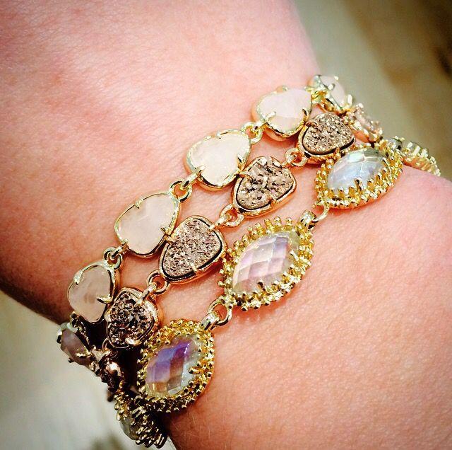 love these kendra scott bracelets!