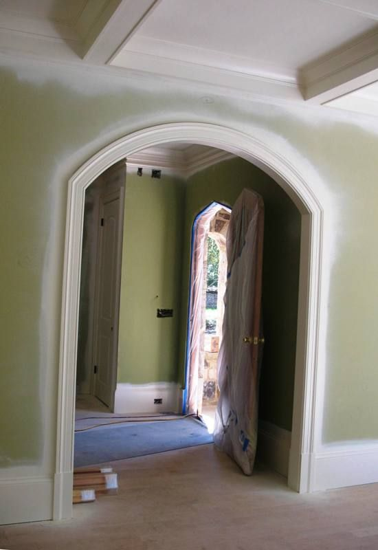 77 best just lovely trim moulding images on pinterest for Decorative archway mouldings