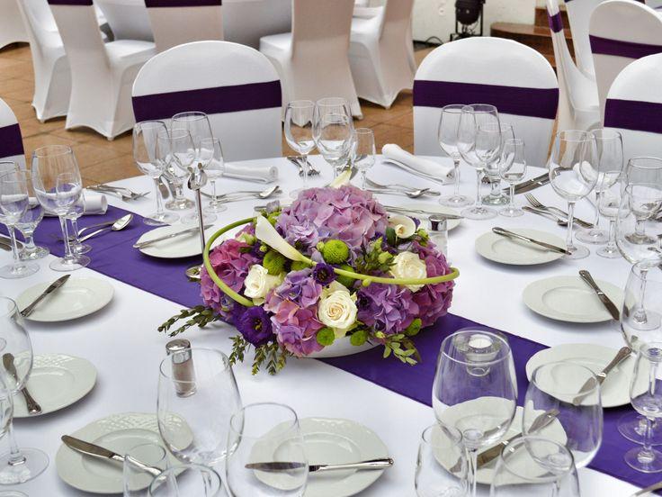 Our flower arrangement at EIT Awards 2016