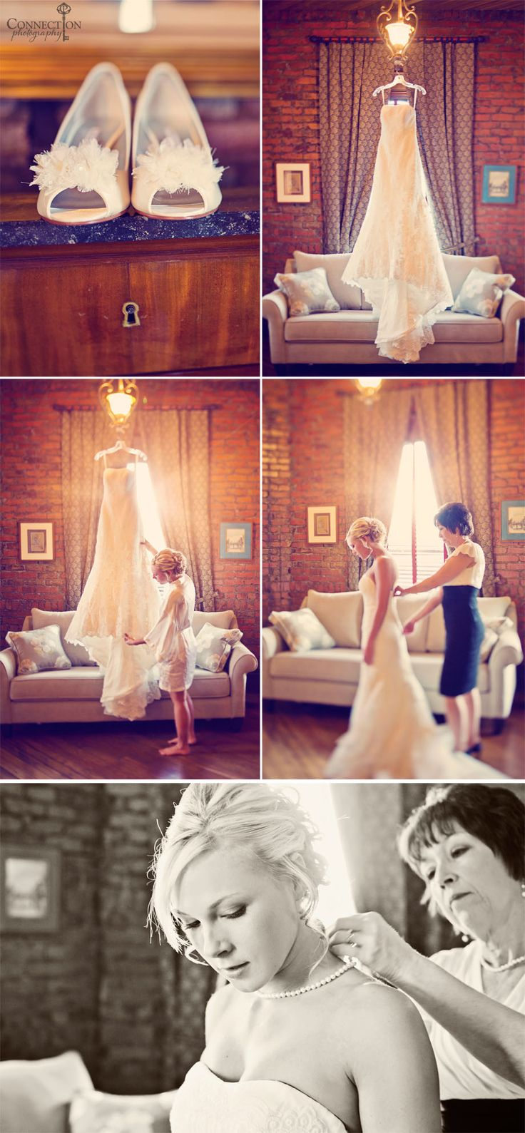 I absolutely love EVERYTHING about this wedding....especially the photography. I must must find a photographer with this style for my big day