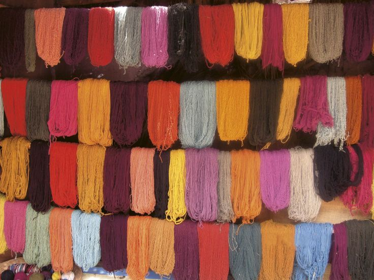 Wonderful wool of Peru #Alpaca #Colours #quality