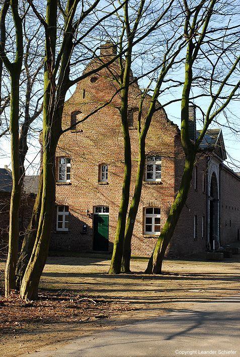 New Niederrhein Ehemaliges Kreuzherren Kloster Haus Hohenbusch