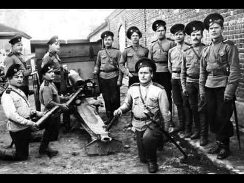 """""""Когда мы были на войне"""". Казачья песня. - YouTube"""