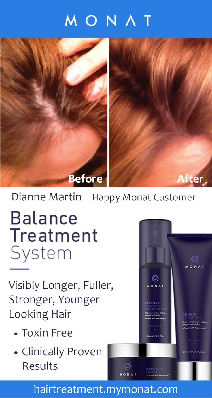 Check out this brand new high-end Monat shampoo and treatment system! Hands down the best my hair and scalp has felt in years. It isn't cheap, but a little goes a long way with this stuff and the results are absolutely incredible! The company also offers a 90 day satisfaction guarantee on their hair products.
