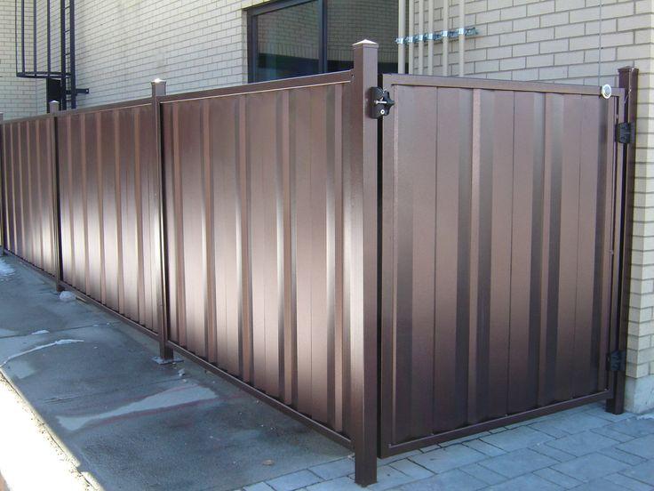 """Modèle 3000 Intimité régulière 72"""" de hauteur de couleur cuivre veiné."""