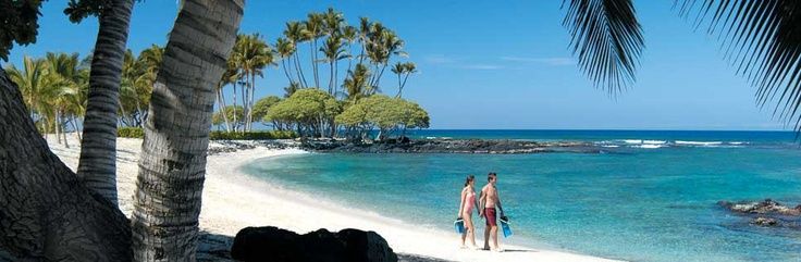 The Fairmont Orchid, Kohala Coast, Big Island, Hawaii (wonderful place to get away from the real world)