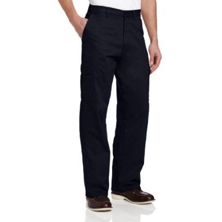 Dickies Dickie's Men's Loose Fit Cargo Work Pant 23214, Size: 36W x 34L, Blue