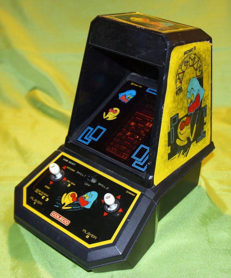 Tabletop arcade games on Pinterest | Donkey kong arcade ...