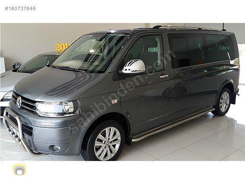 volkswagen otomobil ruhsatlı Ikinci el Caravelle 2.0 TDI Comfortline otomatik vites