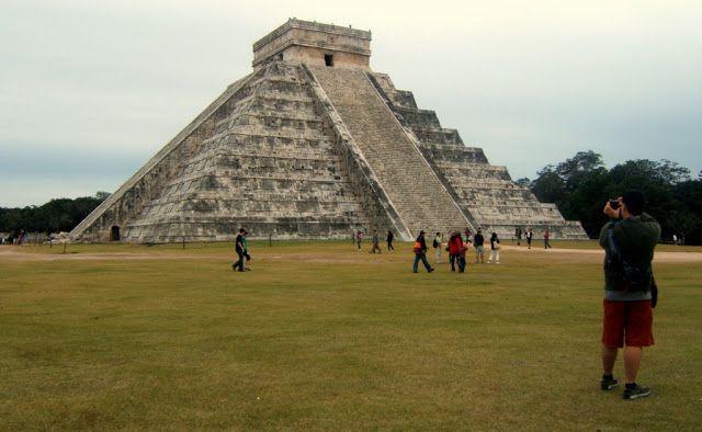 Travel & Lifestyle Diaries: Chichen Itza