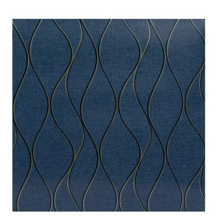Blue Gold Wave Wallpaper Vinyl Wall Art Hobby Lobby 1879154 Peel And Stick Wallpaper Peelable Wallpaper Gold Wave Wallpaper