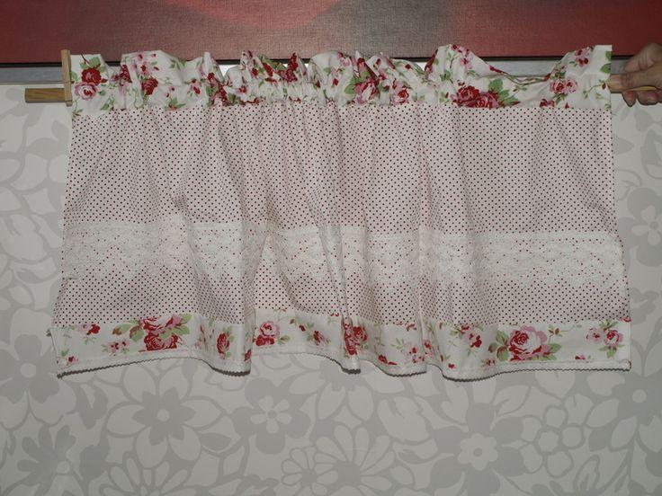 ikea rosali scheibengardine bistro gardine von toertchenfrau via gardinen. Black Bedroom Furniture Sets. Home Design Ideas
