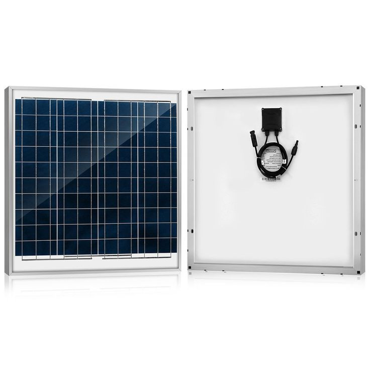 Polycrystalline Photovoltaic PV Solar Panel Module