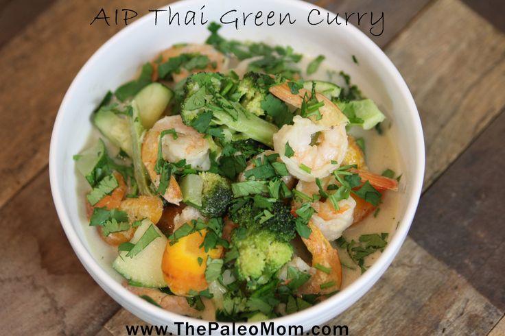 AIP Thai Green Curry