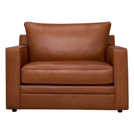 ANDERSEN leather armchair