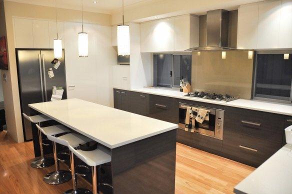 Clients Kitchen www.NarrowLotHomes.com.au