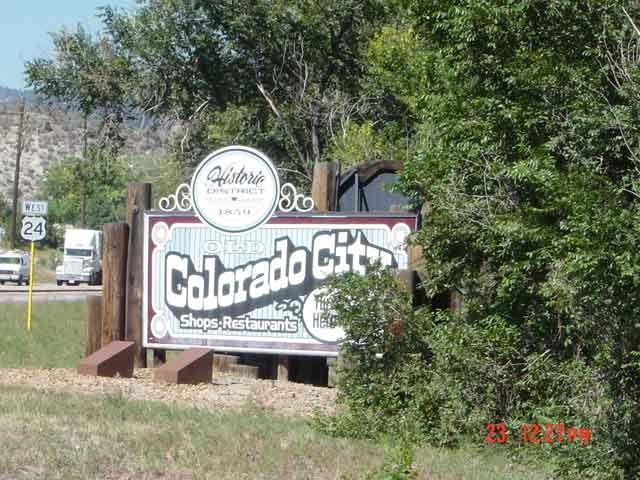 Old Colorado City Colorado Springs Restaurants