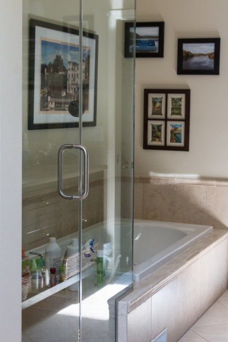 How To Clean A Glass Shower The Easy Way Shower Doors Cleaning