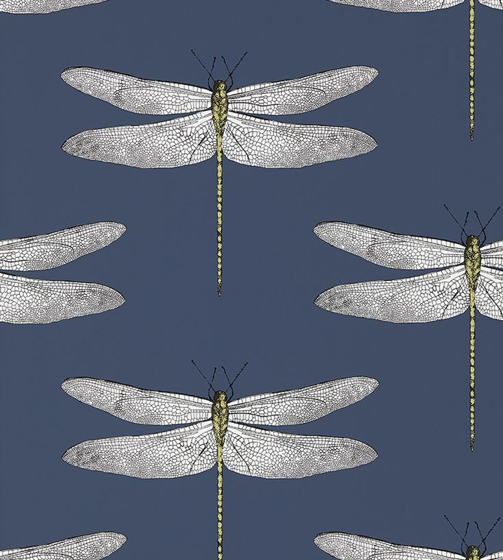 Demoiselle Wallpaper by Harlequin | Jane Clayton