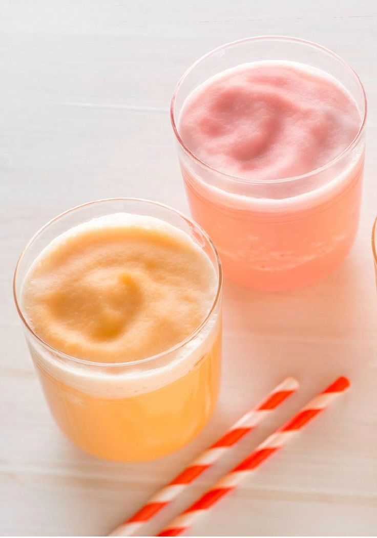 KOOL-AID Milkshake — Ready in just 5 minutes, this recipe can be prepared and personalized using your favorite KOOL-AID mix, available in Orange, Cherry, Grape or Tropical Punch flavors.