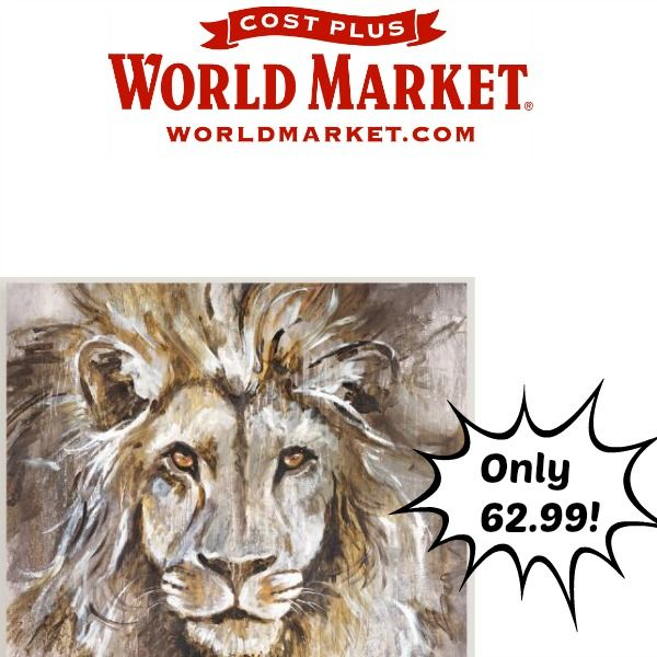 World Market Promo Code: Score 30% Off Almost Anything Score 30% off everything but food and drink at World Market with our World Market promo code. I love
