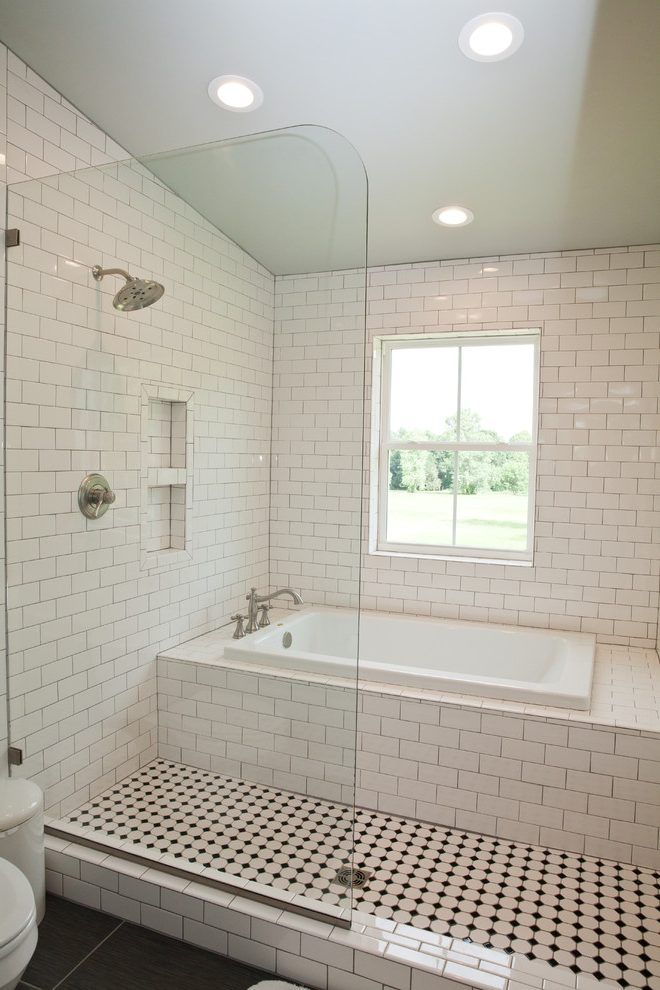 Architecture Walk In Shower With Tub Inside Stylish Bathtubs Idea