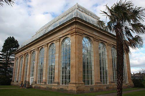 Royal Botanical Garden Skotlandia