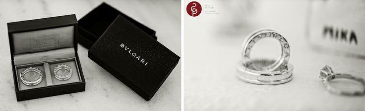 Bulgari wedding rings