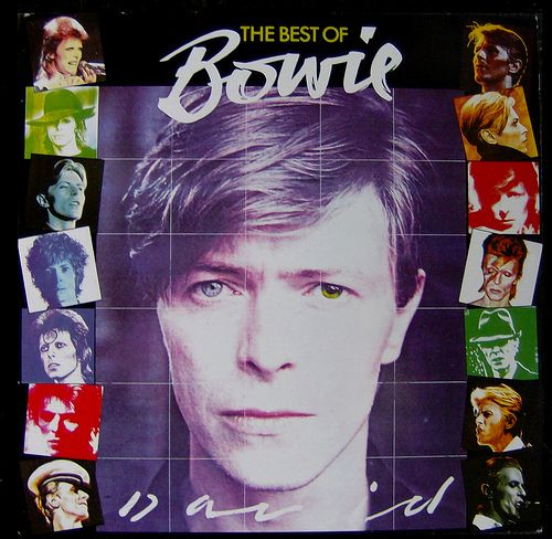 David Bowie / The Best Of Bowie