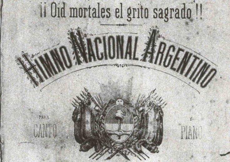 Efemérides: 11 de mayo - Día del Himno Argentino / Sancionado en la Asamblea Nacional Costituyente del 11 de mayo de 1813, la marcha patriótica fue compuesta por Vicente López y Planes y la música fue creada por Blas Parera