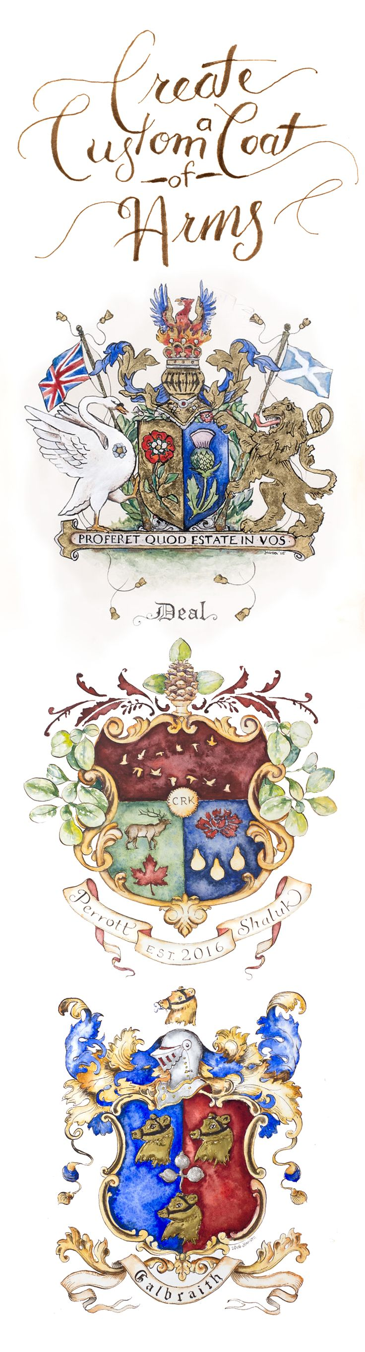 117 besten coats of arms and family crests bilder auf pinterest