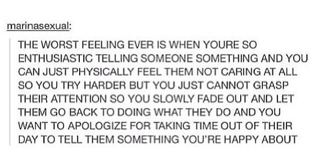 Worst thing ever