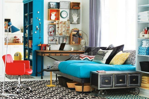 Ten Clever Decorating Ideas for Small Space Living on Campus
