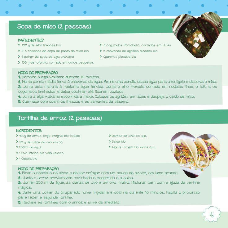 Alimentação saudável e recuperação pos parto - o celeiro - receitas