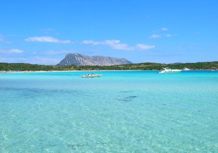 Cala Brandinchi di San Teodoro, #Sardinia , #Italy