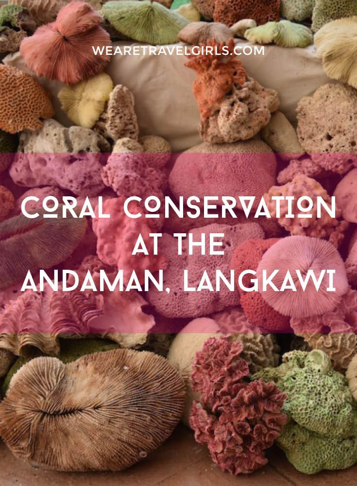 CORAL CONSERVATION AT THE ANDAMAN, LANGKAWI Responsible Tourism is becoming increasingly important with more and more travellers looking to combine their vacations with volunteering overseas or selecting their accommodations based on a hotels efforts in sustainability. Responsible tourism doesn't have to take up your whole holiday (unless of course you want it to!) and you can make conscious choices about where you stay and what activities you participate in to also be a responsible tourist…