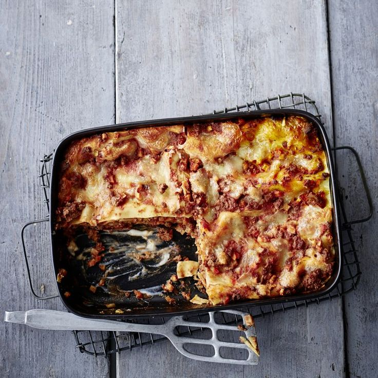 Lasagne bolognese Rezepte | Weight Watchers