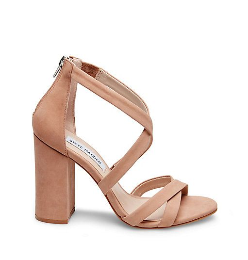 c1260c304eb Cathryn camel nubuck | Prep Style | Shoes, Heels, Heeled mules