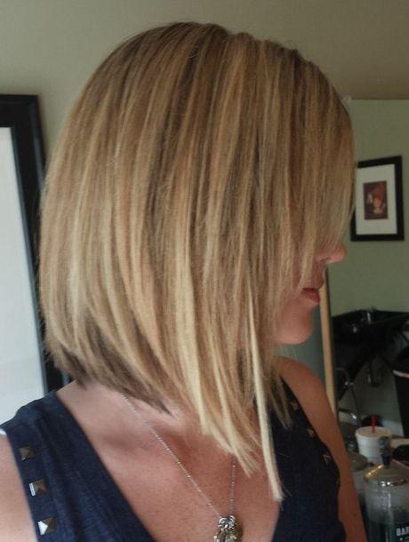 long angled bob hairstyles | 15 Hottest Bob Haircuts 2014 Short Hair for Women and Girls