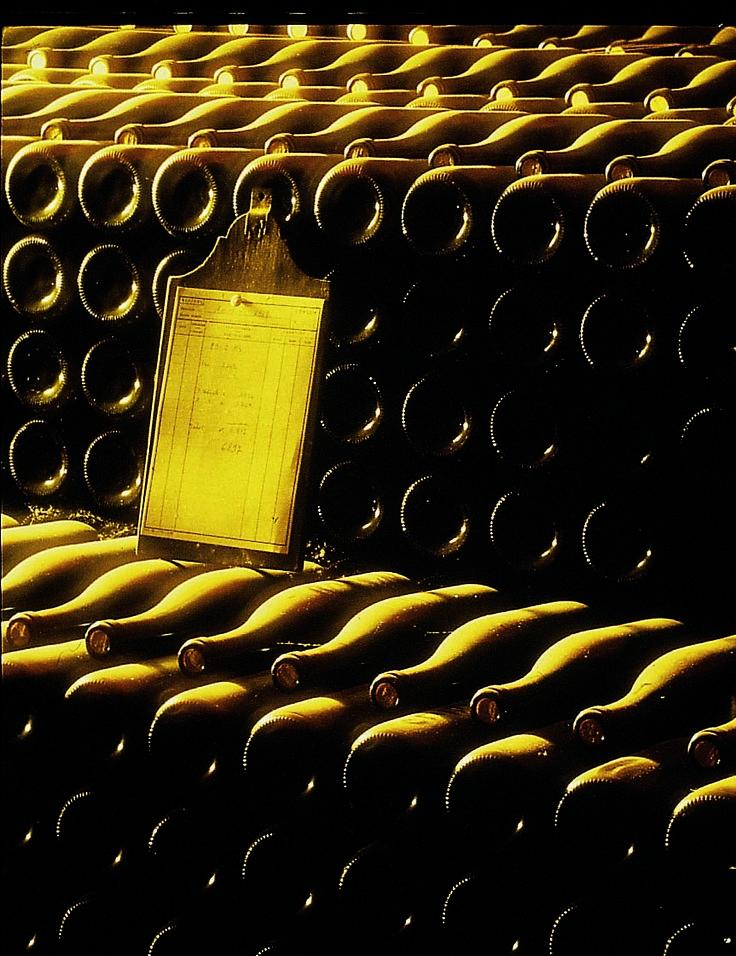 Amarone Classico Bertani.. affinamento in bottiglia